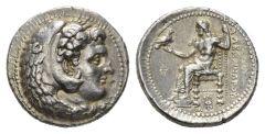 NN5 Lot 40 - Kingdom of Macedon, Alexander III 336-323 Tetradrachm Babylon circa 325-323