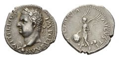 NN 3 Lot 96 - Vitellius, 69 Denarius circa January-June 69.
