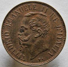 1 cent. 1867 M D