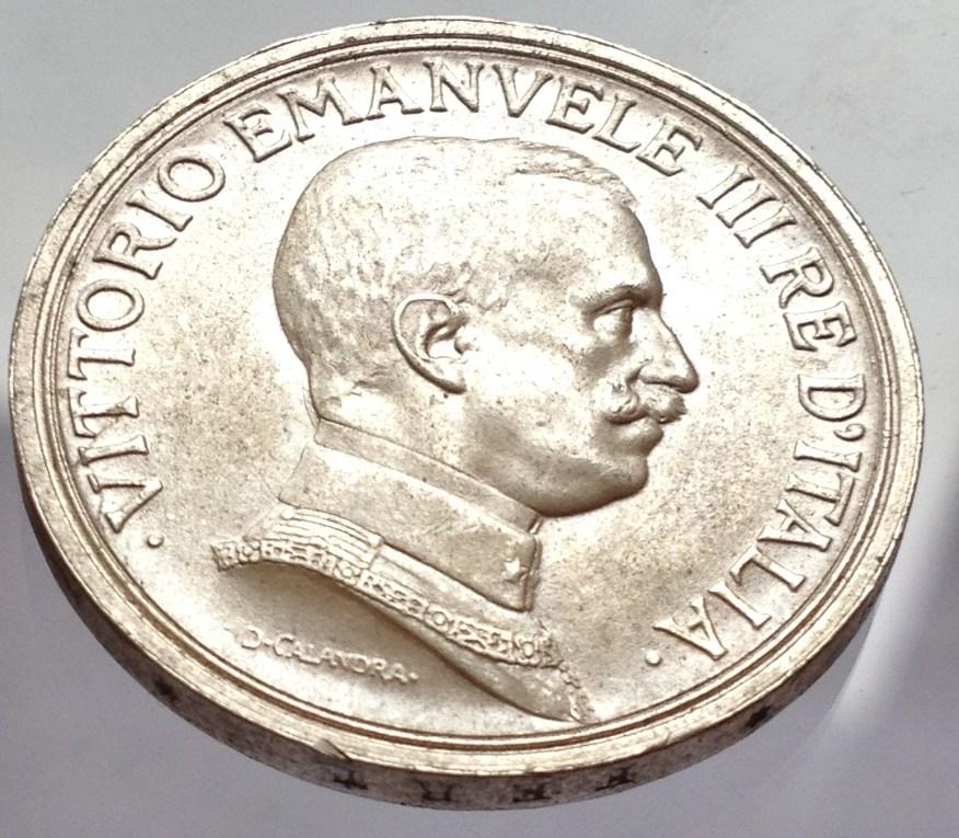 2 lire 1916