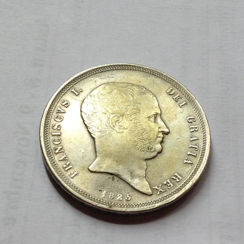 120 g Francesco I doppio ornato