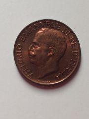 5 Centesimi spiga 1929