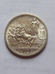 2 lire 1916 quadriga briosa