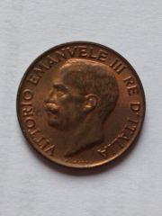 5 Centesimi spiga 1925