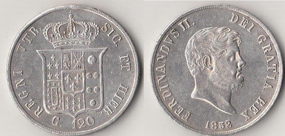 120 g 1858