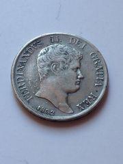 Ferdinando II 120 grana 1832
