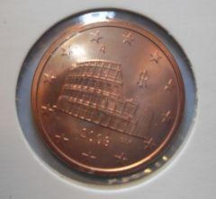 5 cent 2003 Italia