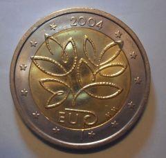 2 Euro cc 2004 Finlandia
