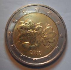 2 Euro Finandia 2002