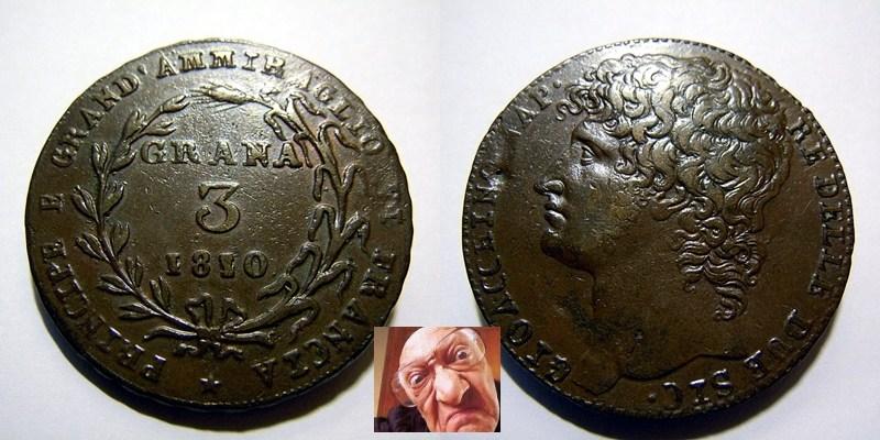 GIOAC NAP 3 GRANA 1810