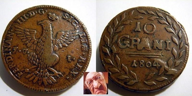 FERD III 10 GRANI 1804