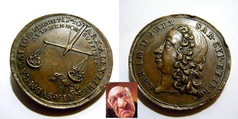 CARLO EMAN III MED ALESSANDRIA