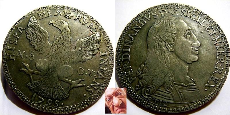 FERD IV 12 TARI' 1795