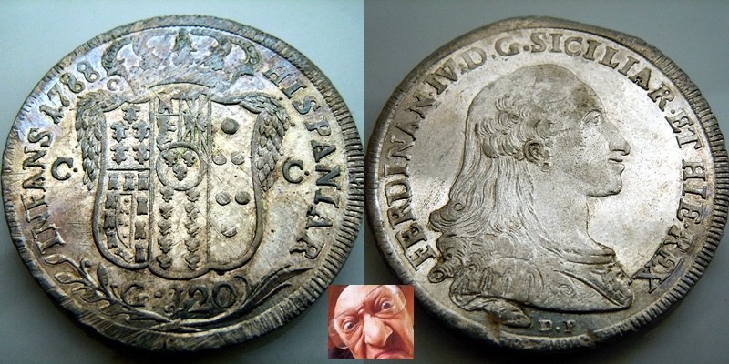 FERD IV PASTRA 1788