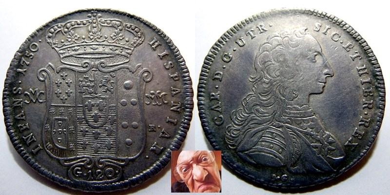120 G Carlo Borbone
