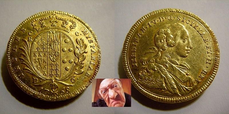 FERD IV 6 DUCTI 1798
