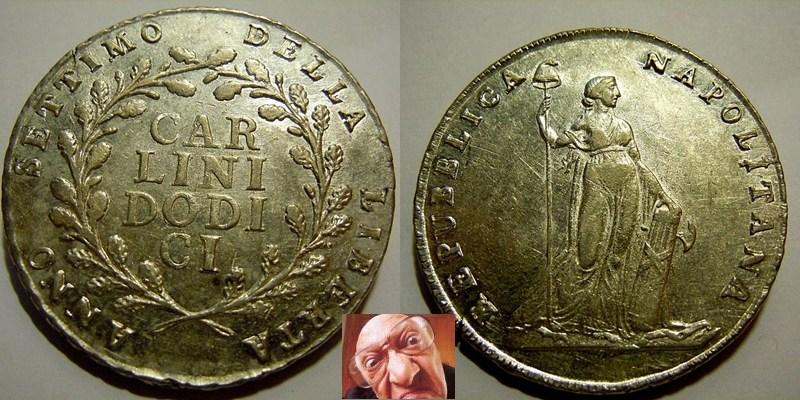 REP NAP 12 CARLINI 1799