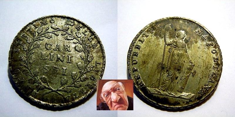 REP NAP 6 CARLINI 1799