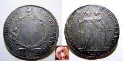 4 lire 1799