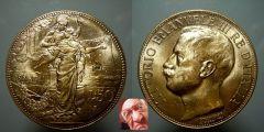 V.E. 50 lire 1911
