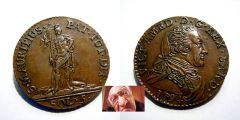VITT AMED III 5 SOLDI 1794