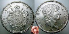 G Murat 5 lire 1813