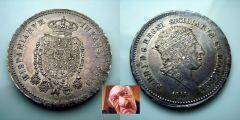 Ferdinando IV 60 grana 1818 Tp