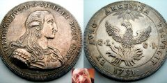 Sicilia Ferdinando 30 tarì 1791