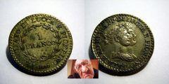 LUC E PIOM ELI BON 1 FRANCO 1808
