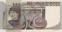 10000 Lire Machiavelli