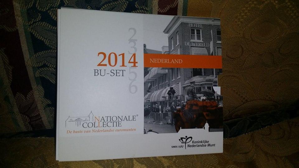 Olanda 2014 (divisionale ufficiale)