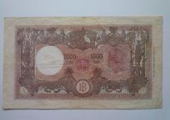 1000 lire grande M 11-11-44 retro