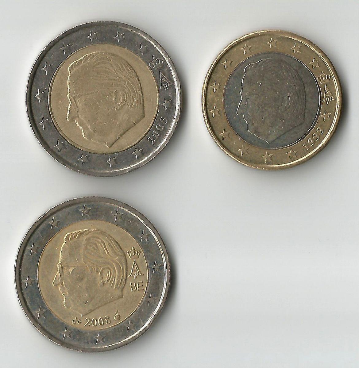 belgio 2,1€
