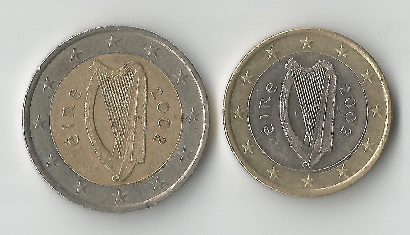 irlanda 2,1€