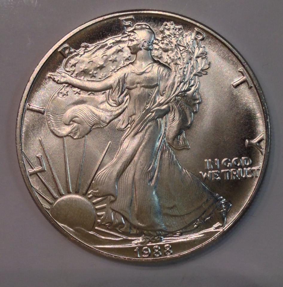 """1 Dollar """"American Silver Eagle"""""""