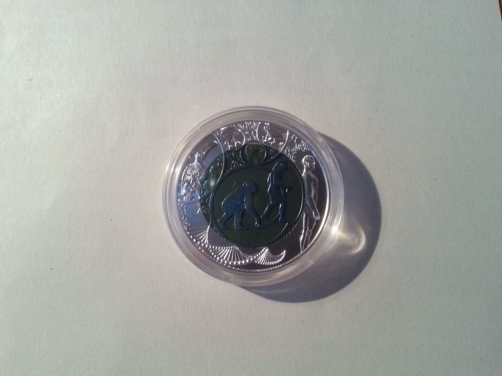 25 Euro Austria 2014   EVOLUTION (D)