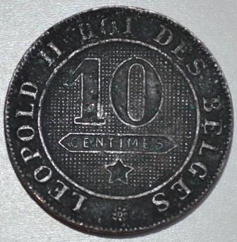 10 centimes 1894 R