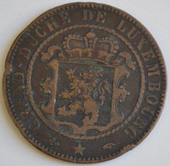 10 centimes 1855 D