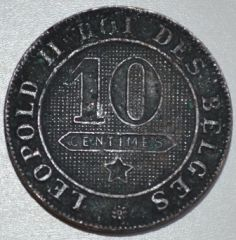10 centimes 1894 R
