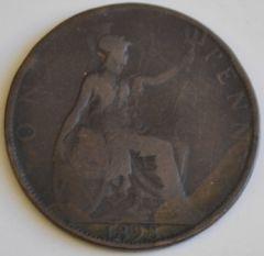 penny 1898 R