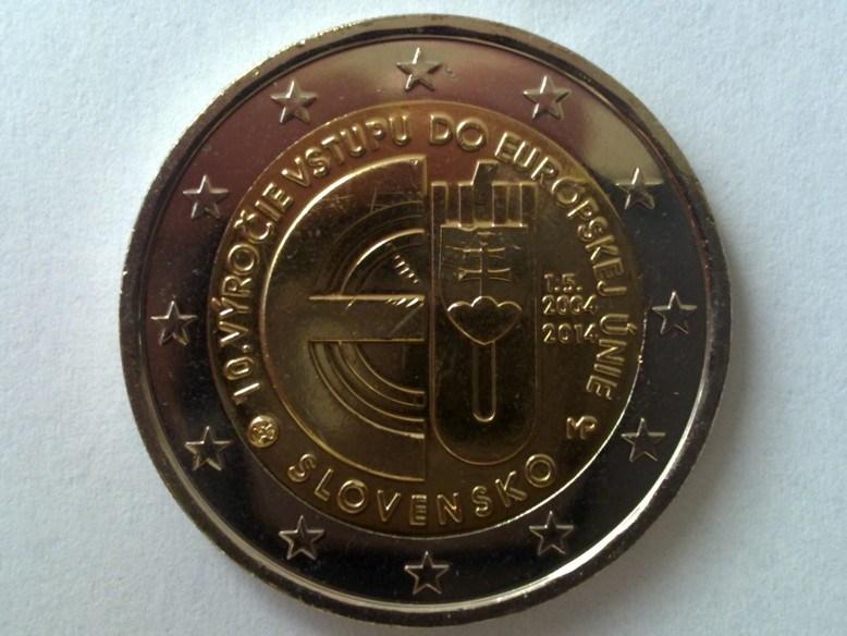 Slovacchia - 10º anniversario dell'ingresso della Slovacchia nell'Unione Europea