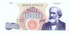 1.000 lire Verdi I tipo