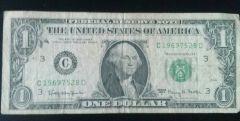 Usa 1 Dollaro 1963 (Dritto)