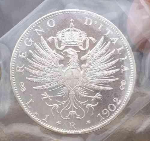 1 Lira 1902 Eccex