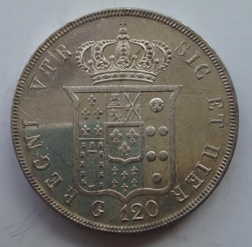 120 grana 1842 R/