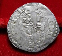 1 tari 1561/1567 - Filippo II di Spagna R/