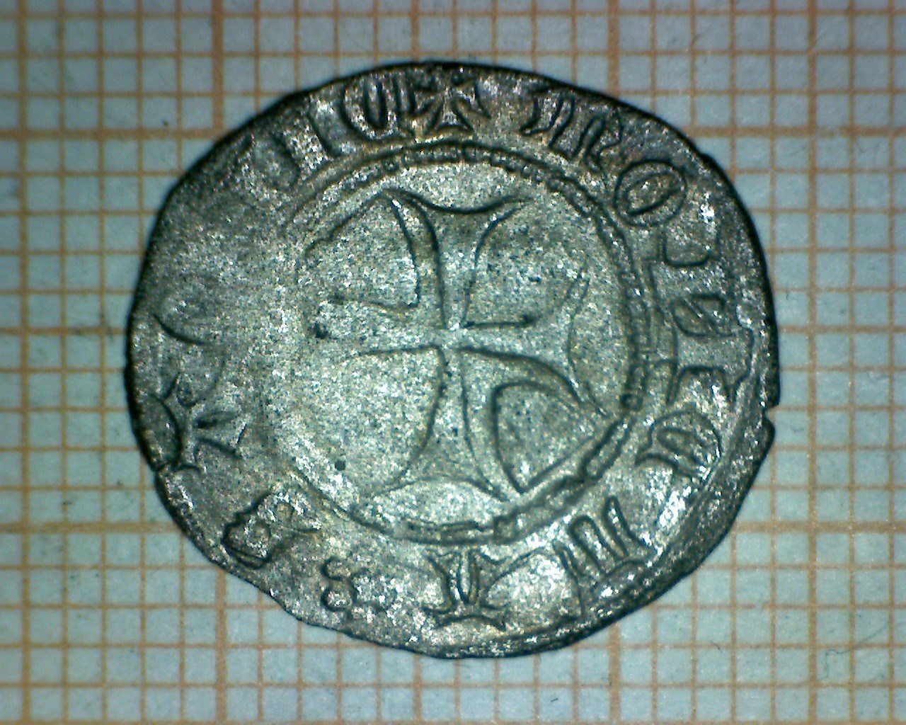 Mezza Petachina Visconti 1421-35
