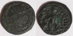 Philippus II, dupondio (o AE22), Viminacium (247-249 d.C.)