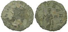 Gallienus, zecca di Roma, R/ SECVRIT PERPET (Braithwell hoard)