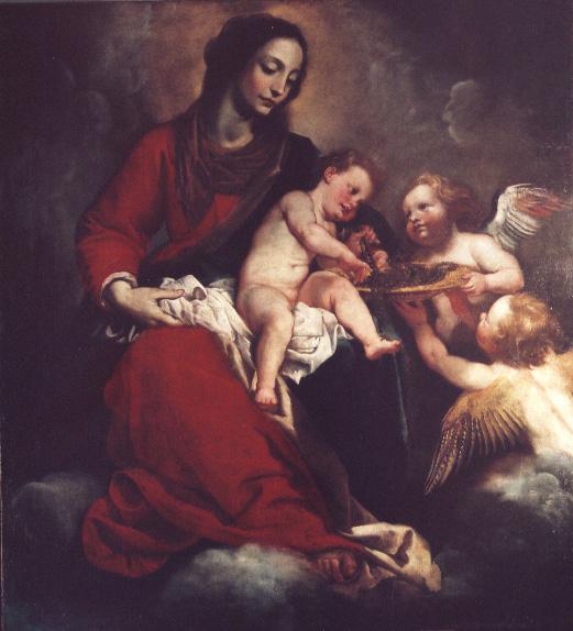 Risultati immagini per Domenico Fiasella detto il Sarzana